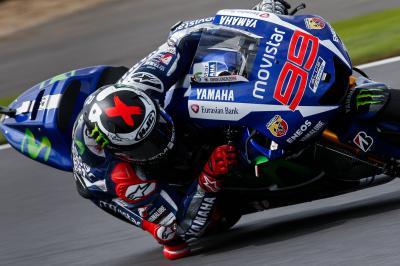 """Lorenzo: """"Tinham melhor ritmo que eu no início da corrida"""""""