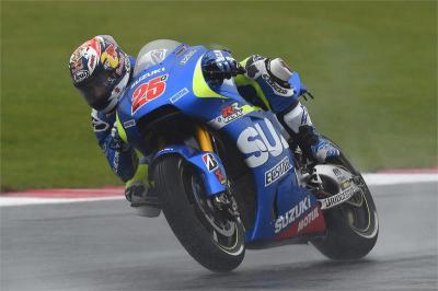 Viñales: «La primera curva ha condicionado toda la carrera»