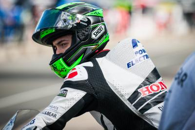 "Laverty: ""We need to find more grip"""