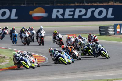 To the FIM CEV Repsol from all corners of the world