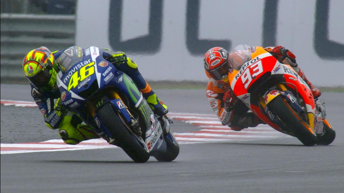 Overtake Analysis: Memorable passes at the #BritishGP | MotoGP™