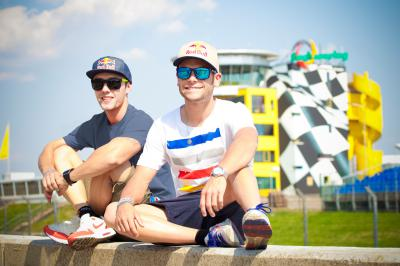 Folger firma con Dynavolt Intact GP per il 2016