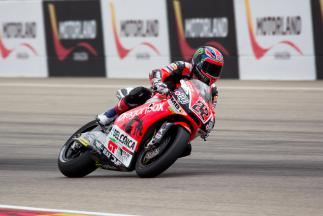 Sam Lowes, Speed Up Racing, Aragon Test © Max Kroiss