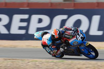 Canet, Vierge and Morales post the best times at Albacete