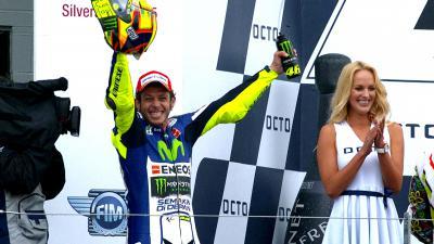 #SanMarinoGP: Rossi blickt optimistisch zum HeimGP