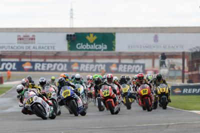 Canet, Vierge, Silva and Morales dominate at Albacete