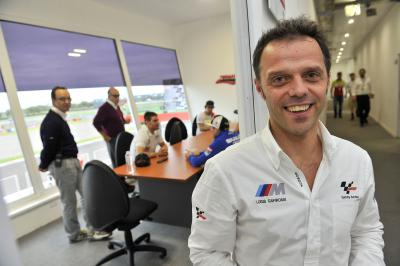 Capirossi, le surgé du MotoGP