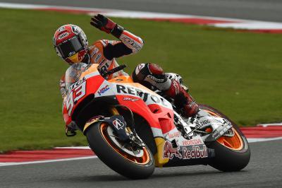 Márquez: Vorteil Test – Spitzenplätze angestrebt