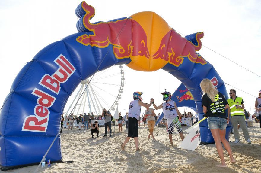 Red Bull Aqua Battle, Gran Premio TIM Di San Marino e della Rivera di Rimini