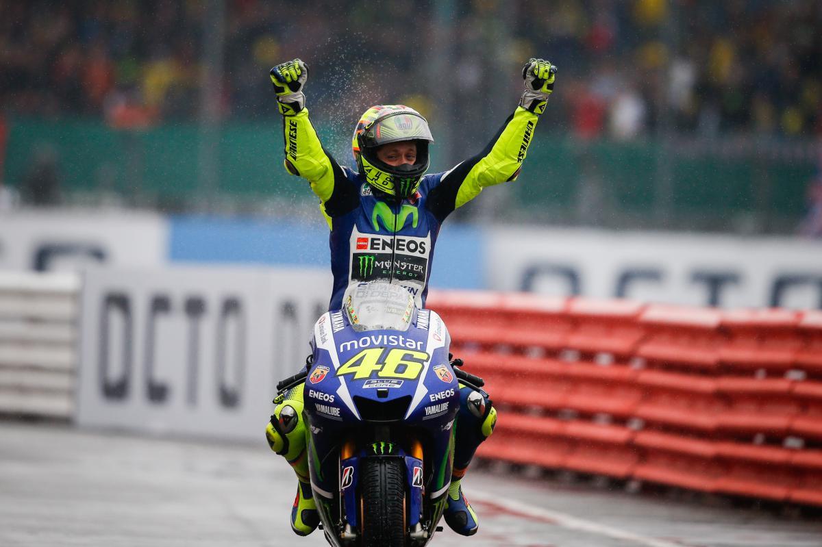 "Rossi: ""There will be a lot of pressure on me"" 