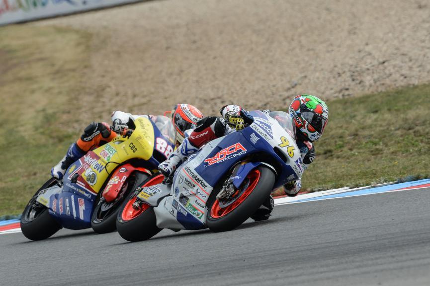 Louis Rossi, Tasca Racing Scuderia Moto2