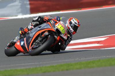 Bautista: 'Qui ho ottenuto il mio primo podio in MotoGP'