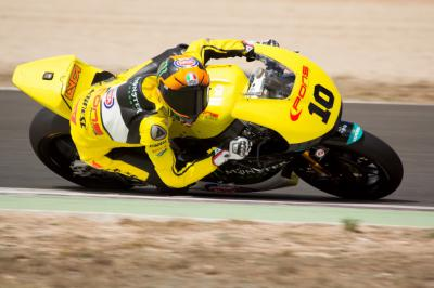 Marini: «Me he encontrado bien en Moto2»