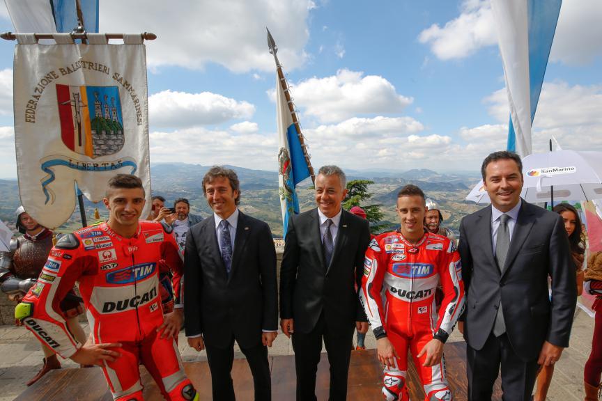 Preevent of San Marino GP, Palazzo Pubblico di San Marino