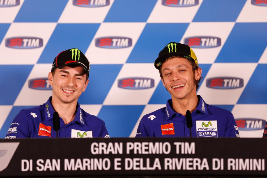 San Marino GP Press Conference