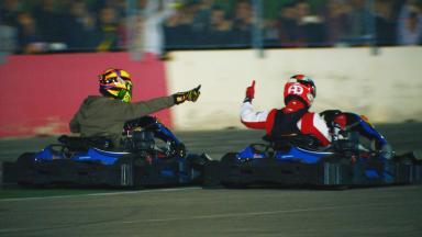 故マルコ・シモンチェリの追悼イベント~カートレース