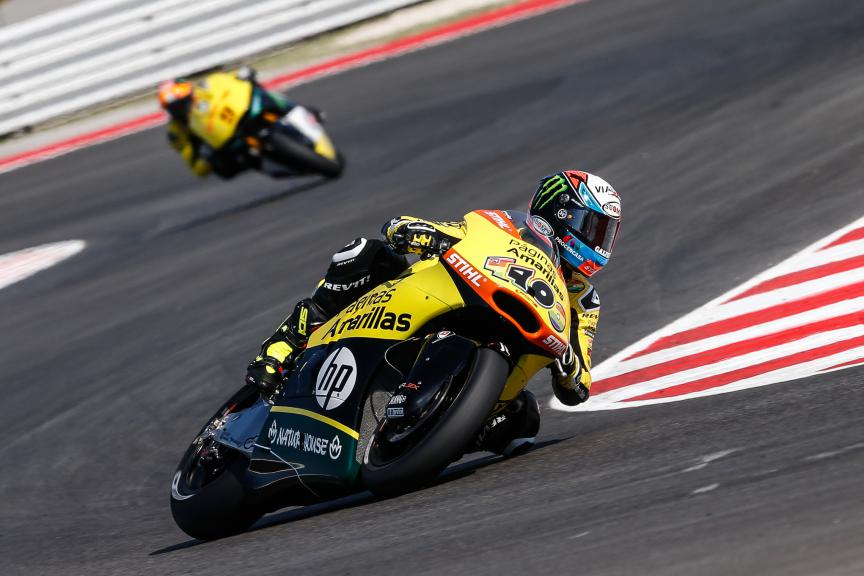 Moto2 Action San Marino GP