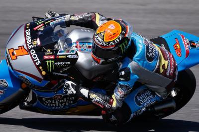 Rabat impone su ritmo el viernes en Moto2™