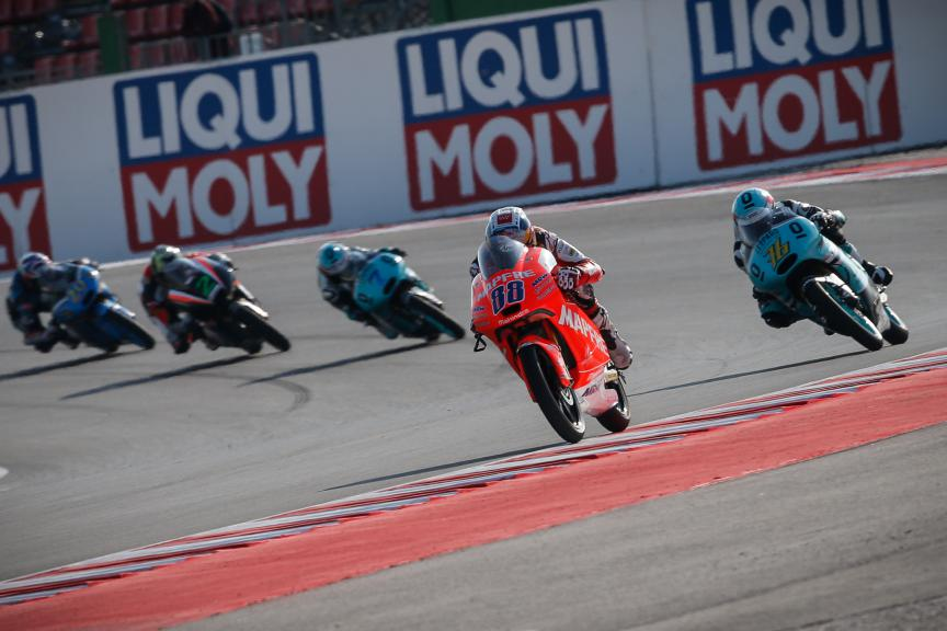 Moto3 Action FP2 San Marino GP