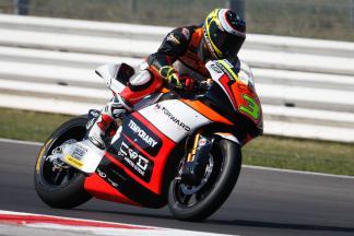Corsi se impone en la FP1 de Moto2™
