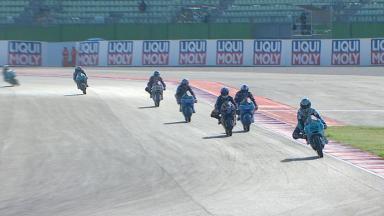 San Marino GP Moto3™ 1. Freies Training