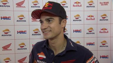 "Pedrosa: ""The track wasn't as I expected"""