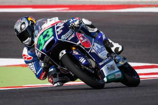 Bastianini leads the way in Moto3™ FP1