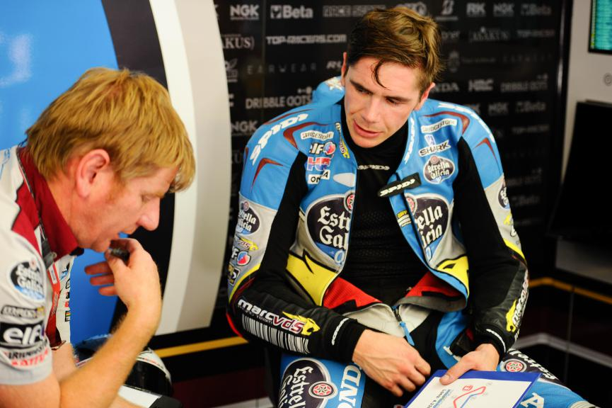Scott Redding, EG 0,0 Marc VDS, San Marino GP FP2