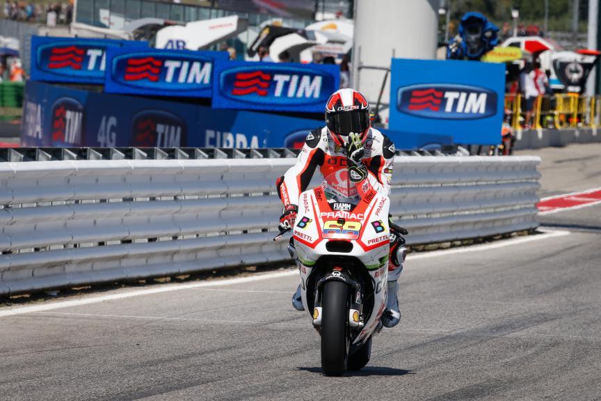 Yonny Hernandez, Octo Pramac Racing, San Marino GP FP2