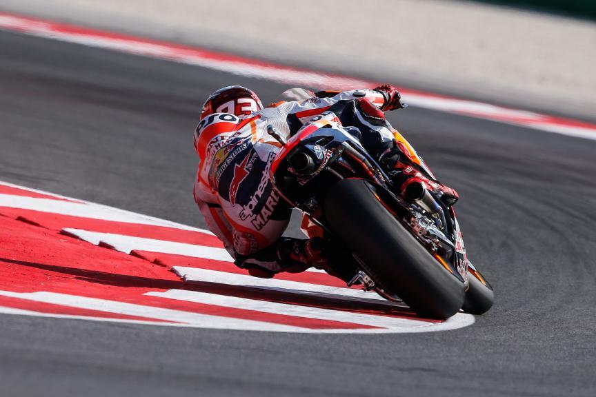 Marc Marquez, Repsol Honda Team, San Marino GP FP2