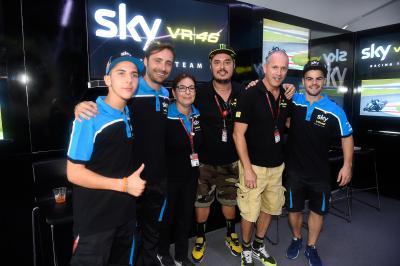 Lo Sky Racing VR46 cresce e rilancia