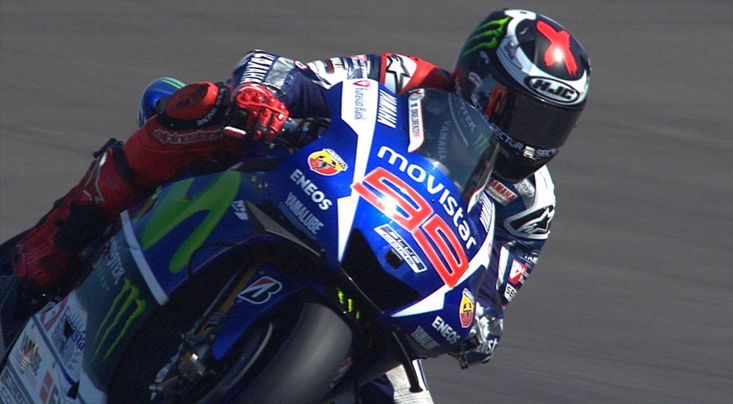 Jorge Lorenzo, Movistar Yamaha MotoGP, San Marino FP2