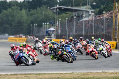 Vorläufiger MotoGP™-Kalender 2016