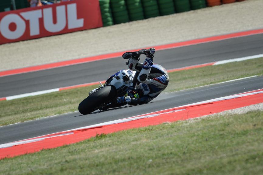 Karel Abraham, AB Motoracing, San Marino GP FP2