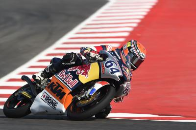 Bendsneyder, Fernández and Sasaki in Misano Qualifying