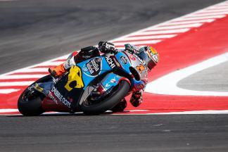 Rabat continúa primero tras la FP3 de Moto2™