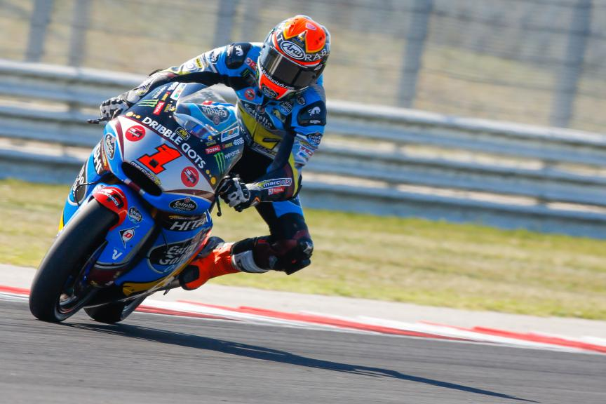 Tito Rabat, EG 0,0 Marc VDS, San Marino GP QP