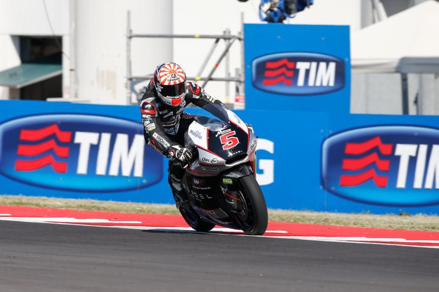 Johann Zarco, Ajo Motorsport, San Marino GP FP3