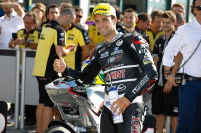 "Zarco: ""I want to fight"""