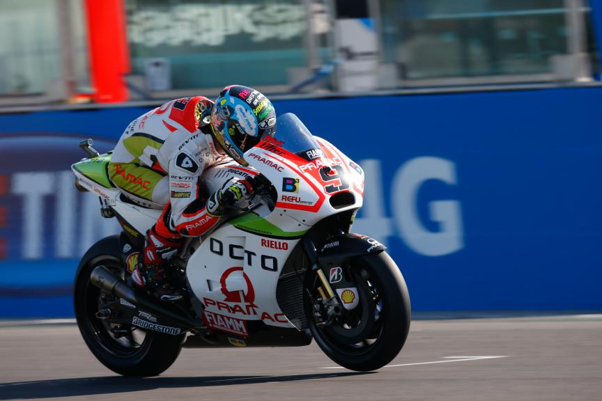 Danilo Petrucci, Octo Pramac Racing, San Marino GP Q2