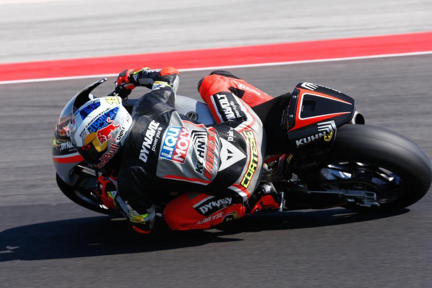 Sandro Cortese, Dynavolt Intact GP, San Marino GP QP