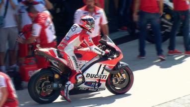 #SanMarinoGP: MotoGP™ Free Practice 4