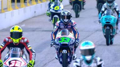 Moto3™クラス‐フリー走行3
