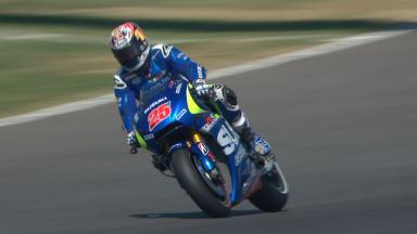 MotoGP™クラス‐公式予選1