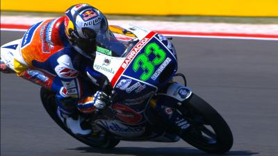 Free Video: Bastianini races to pole