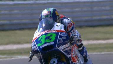 Bastianini, pole position de Moto3™ en Misano