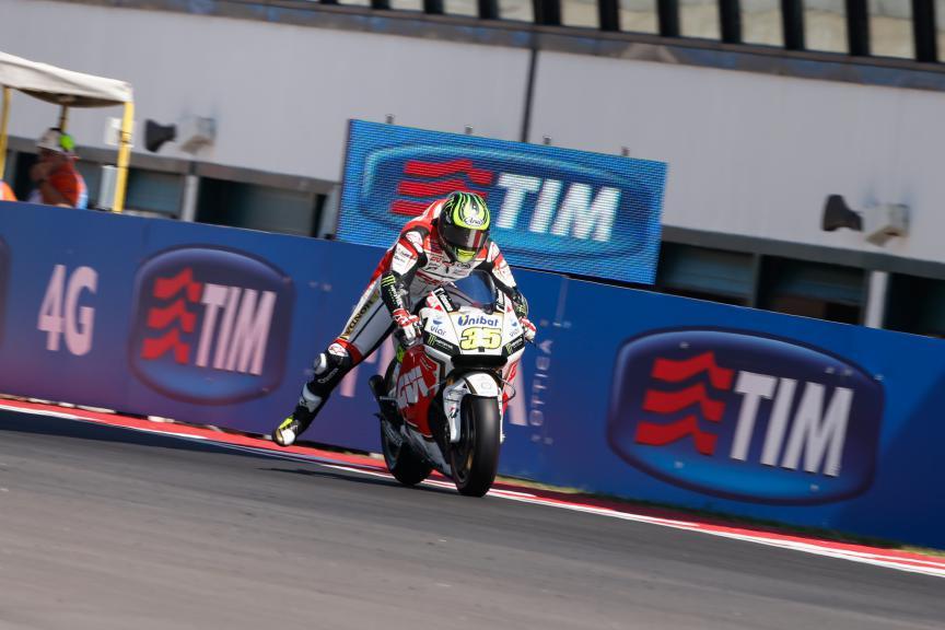 Cal Crutchlow, LCR Honda, San Marino GP Q2
