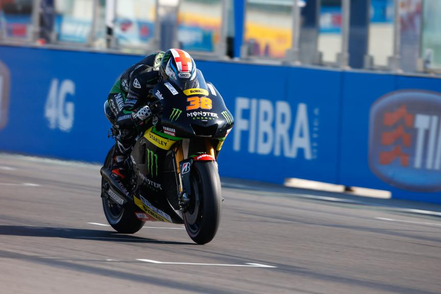 Bradley Smith, Monster Yamaha Tech 3, San Marino GP Q2