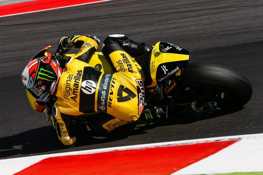 Alex Rins, Paginas Amarillas Hp 40, San Marino QP