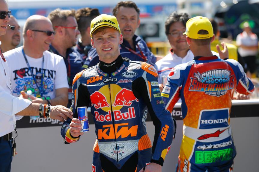 Brad Binder, Red Bull KTM Ajo, San Marino GP QP
